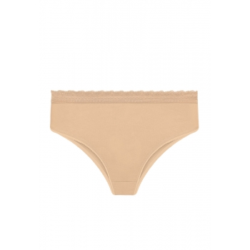 Slip briefs beige