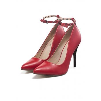 Туфли Chic красные