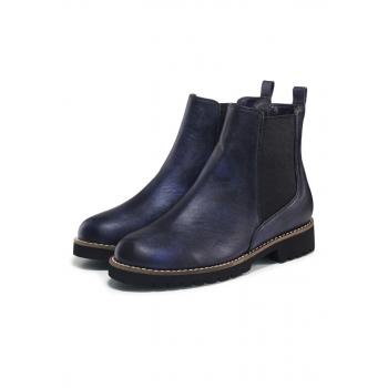 Ботинки для девочек Hit синие