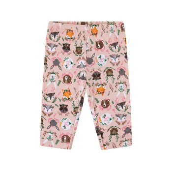 Baby Girl leggings pink