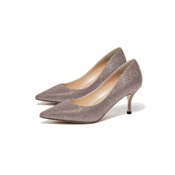 Туфли Brilliance пудровые