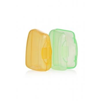 Expert Pharma Toothbrush Head Cover yellow green