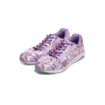 Lily Sneakers lilac