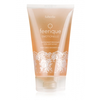 O Feerique Emotionelle Perfumed Shower Gel
