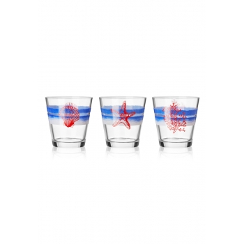 Glasses  3 pack