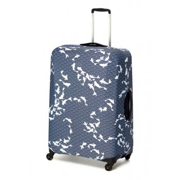 Чехол для чемодана средний