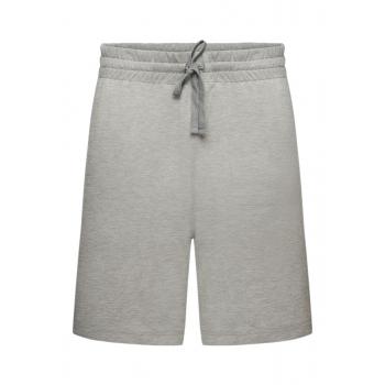 Mens Shorts light grey melange