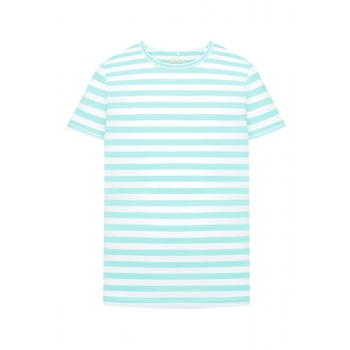 Girls Striped Tshirt menthol