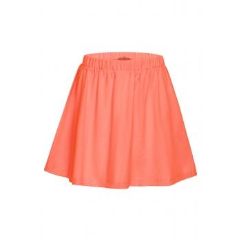 Юбка для девочки цвет персиковый