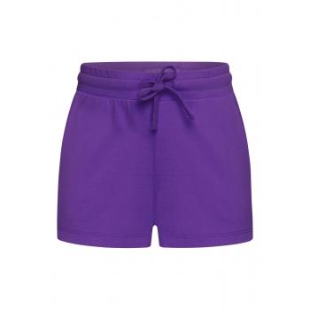 Шорты для девочки цвет фиолетовый