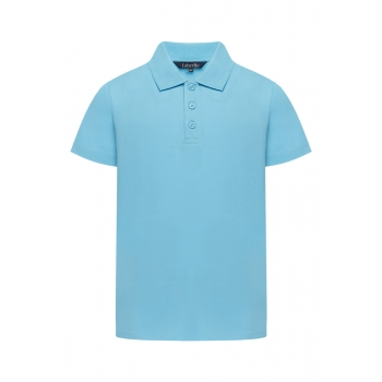 Boys Polo Shirt blue