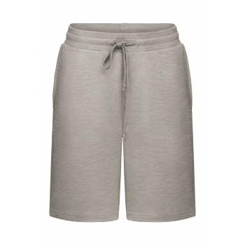 Boys Shorts light grey melange