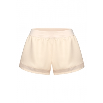 Training Shorts beige