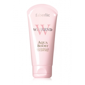 Weekend Aqua Boost Moisturizing Face Gel