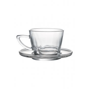 Чашка с блюдцем 2 пары в наборе