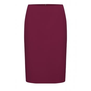Skirt plum