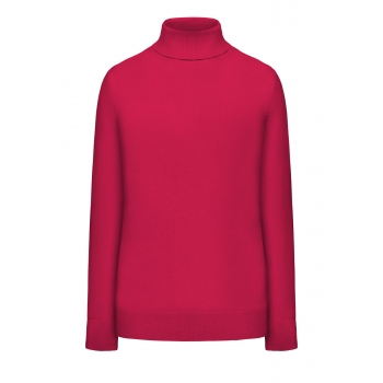 Knit Jumper raspberry