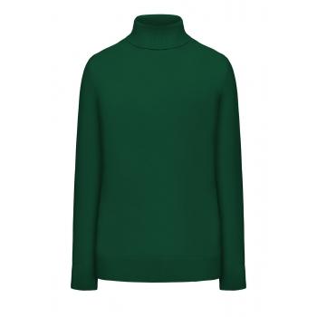Knit Jumper dark green