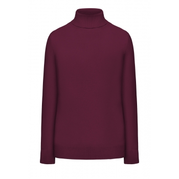 Knit Jumper plum