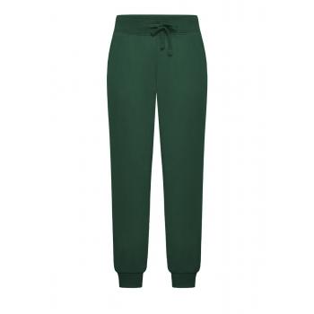 Trousers dark green