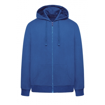 Mens Hooded Sweatshirt royal blue