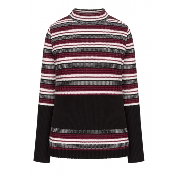 Lurex jumper multicolour