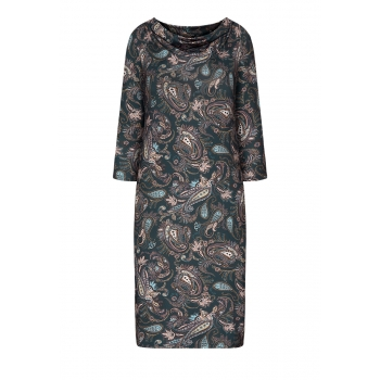 PaisleyPatterned Dress multicolour