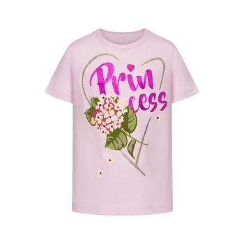 Girls Tshirt light lilac