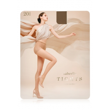 Tights 20 den bronze