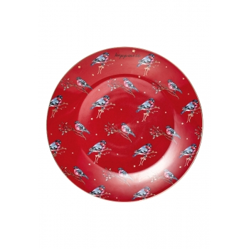 Тарелка Happiness диаметр 27 см