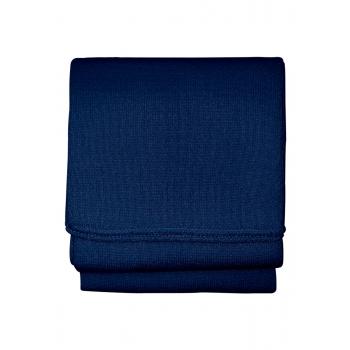 Шарф дитячий колір синій