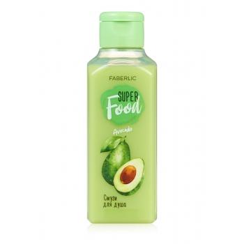Smoothie Shower Gel Avocado