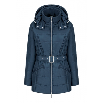 Insulated Coat blue