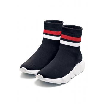 Structur Sneakers dark blue