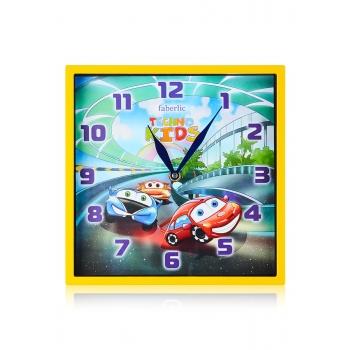 Cars Wall Clock