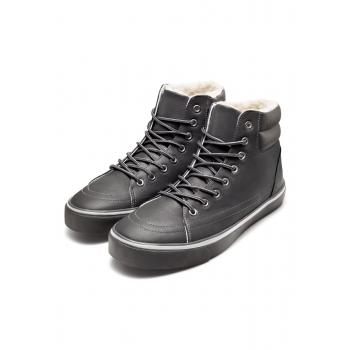 Ботинки мужские Comfort цвет черный