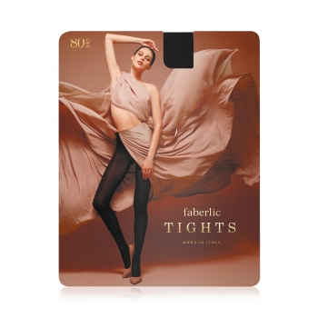 Microfiber Tights 80 den black