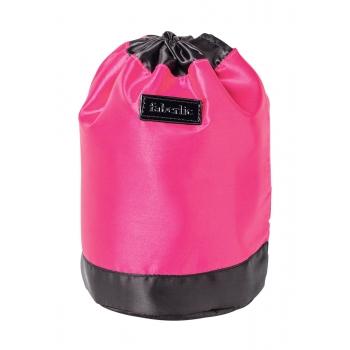 Косметичкамешок цвет розовый