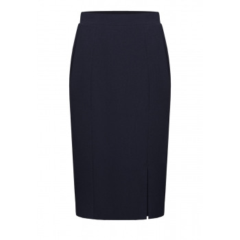 Jersey Skirt dark blue