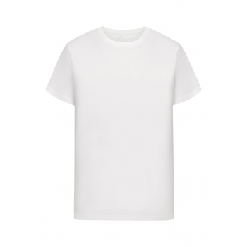 Mens Short Sleeve Tshirt white