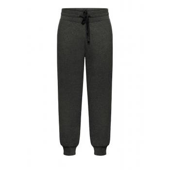 Mens Jogger Trousers dark grey melange
