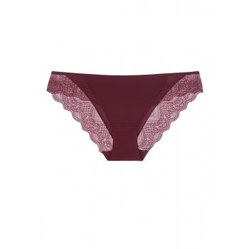 Mariella Slip Briefs burgundy