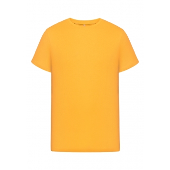 Mens Short Sleeve Tshirt yellow