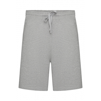 Mens Jersey Shorts light grey melange