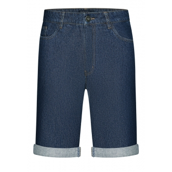 Mens Denim Shorts blue