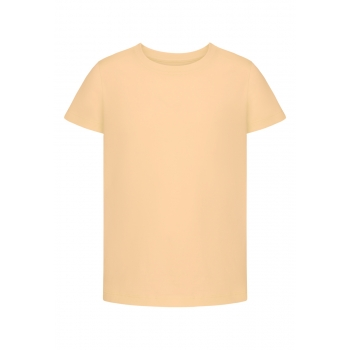 Girls Short Sleeve Tshirt beige