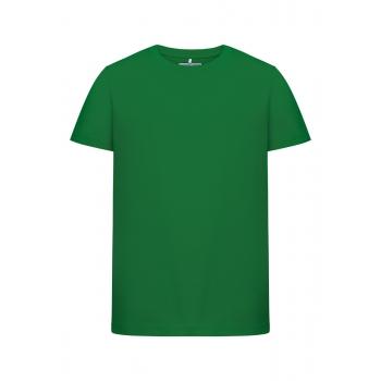 Футболка для мальчика цвет травяной