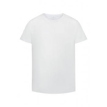 Boys Short Sleeve Tshirt white
