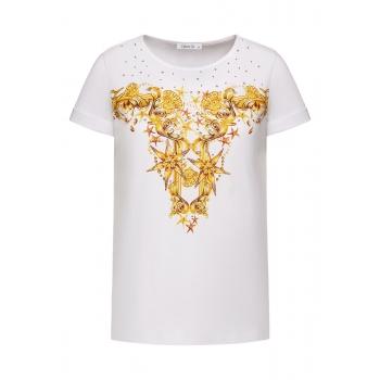 Short Sleeve Tshirt white