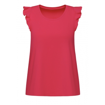 Girls Tshirt raspberry